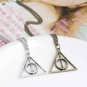 Jewelry - Harry Potter Deathly Hallows Lunas necklace